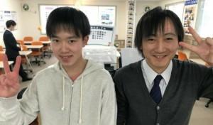 札幌東高校合格☆家庭教師&個別教室のトライ札幌